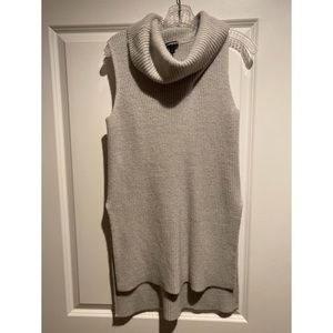 Express sleeveless sweater